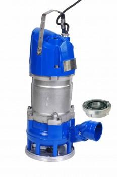 Sulzer XJS 50 D160 Storz Schlammpumpe Storz A 80 qm/h - 1320l/min 400V