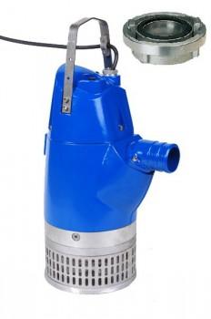 Sulzer XJ 40 HD Storz Hochdruck Schmutzwasserpumpe Storz B 70 qm/h - 1167l/min 400V