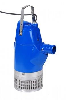 """Sulzer XJ 40 HD Hochdruck Schmutzwasserpumpe G3"""" 70 qm/h - 1167l/min 400V"""