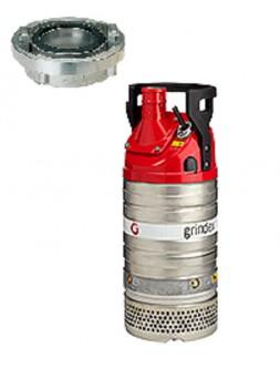 GRINDEX MINETTE D sewage pump 60m³/h Storz B 400V