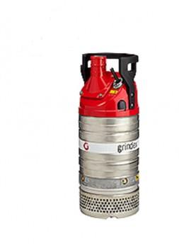 """GRINDEX MINETTE D Schmutzwasserpumpe 60m³/h G3""""  400V"""