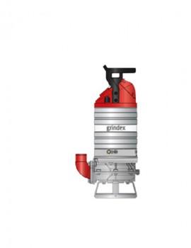 "GRINDEX SENIOR Schlamm Tauchmotorpumpe  84m³/h G4"" 400V"