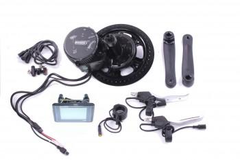 E-Bike Umbausatz Mittelmotor BAFANG G340 68mm BBS01 250W 36V C961 PEDELEC ( standard ) XT60
