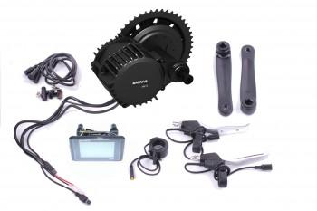 E-Bike Umbausatz Mittelmotor BAFANG G320 68mm BBSHD 1000W 48V