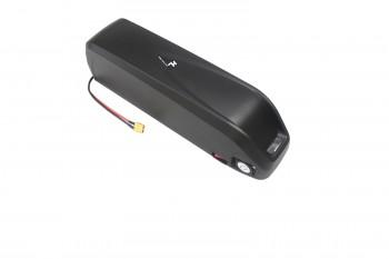 Li-Ion Akku E-Bike Umbausatz schwarz 36V 15.6AH MX18650 USB