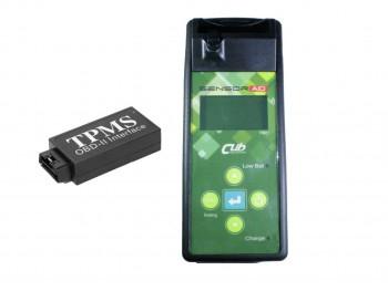 Programmier- und Diagnosegerät + OBD Cub Sensor Aid 433MHZ 315MHZ RDKS TPMS unbegrenzt kostenlose Updates