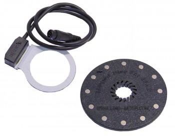 BAFANG PAS DH Sensor 12 Magnete 100cm lang