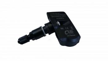 RDKS schwarz unprogrammiert TPMS 433MHZ Cub Universalsensor