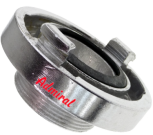"A-coupling with outside thread ( male )- G 4"" Storz A coupling alloy ( aluminium )"