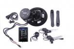 Farbdisplay E-Bike Umbausatz Mittelmotor 8FUN BAFANG G340 68mm BBS01 250W 36V 850C USB PEDELEC ( standard )