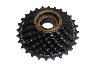 Freewheel Hub 7 Speed 14-28T