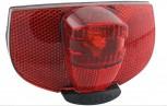 6V LED Gepaecktraeger Ruecklicht , 50mm