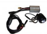 Aufpreis Lampe f. Lichtanschluss 36V mit Display Schaltung