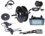 "BAFANG 250W 36V 20""-24"" Front Hub FWD Kit waterproof IP65 C961 G020 Lightconnector E-Bike conversion Kit hub motor"